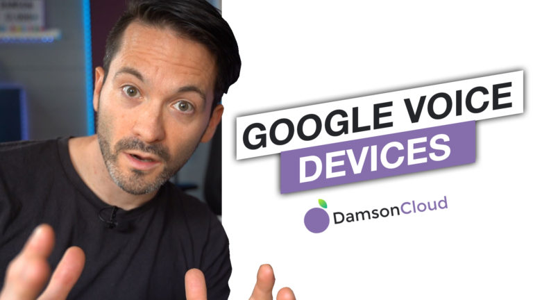 Google Voice Devices
