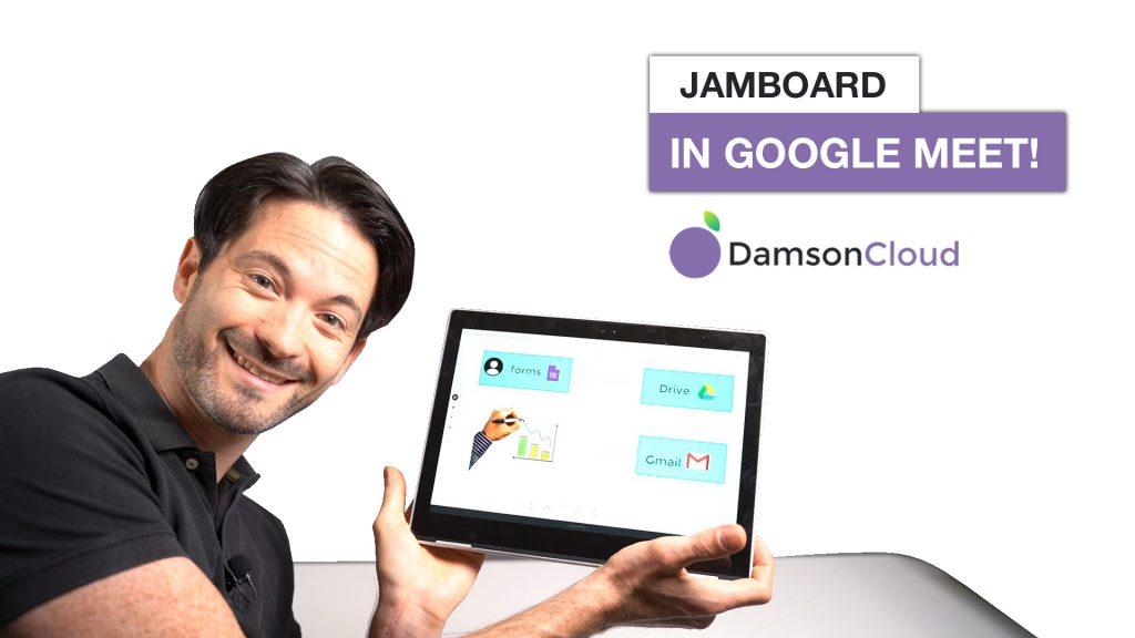jamboard in google meet