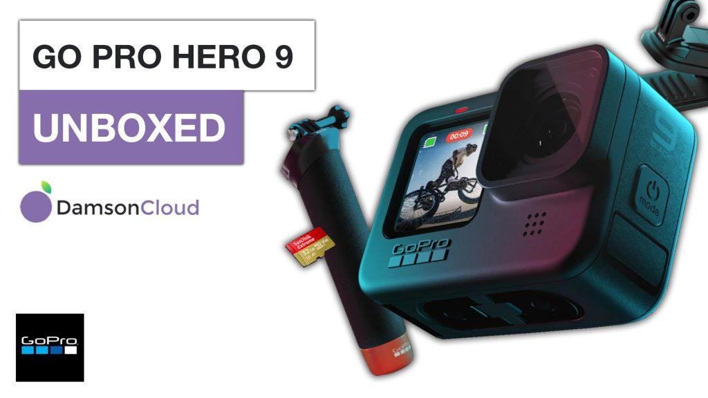 GoPro Hero9 Unboxed