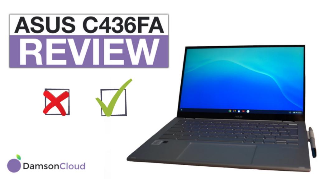 ASUS C436FA Review