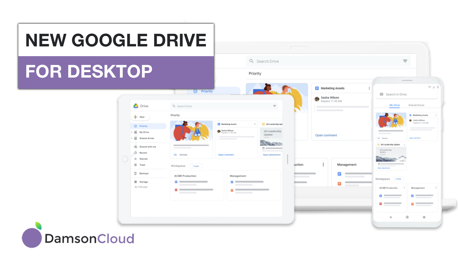 google drive for desktop