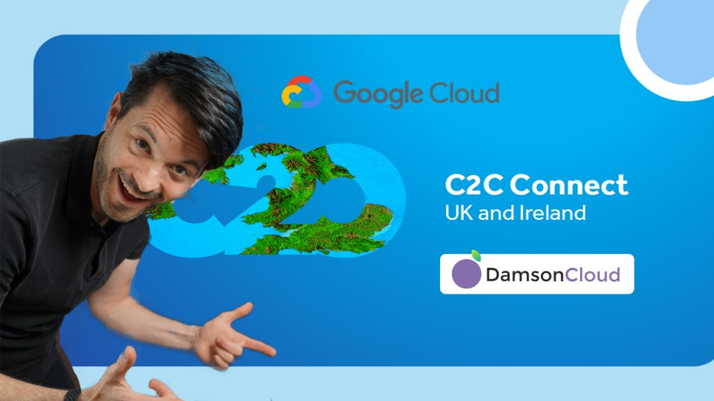 fintan murphy introduces independent google cloud community, c2c