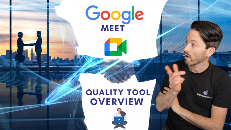 image for the google meet quality tool blog