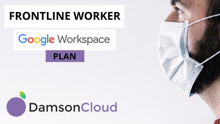 image for the google workspace frontline worker plan blog