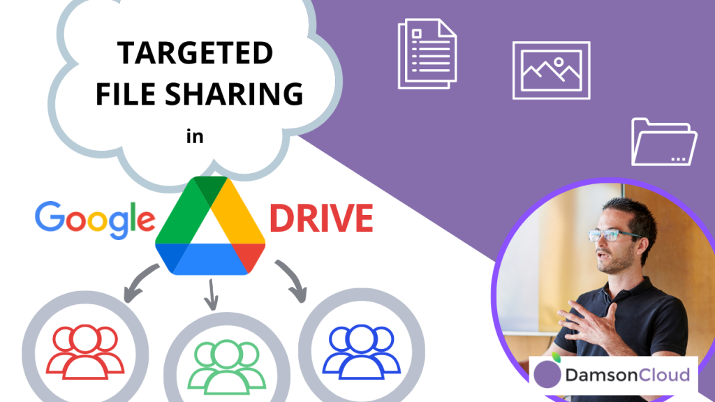 image for the Targeted File Sharing blog