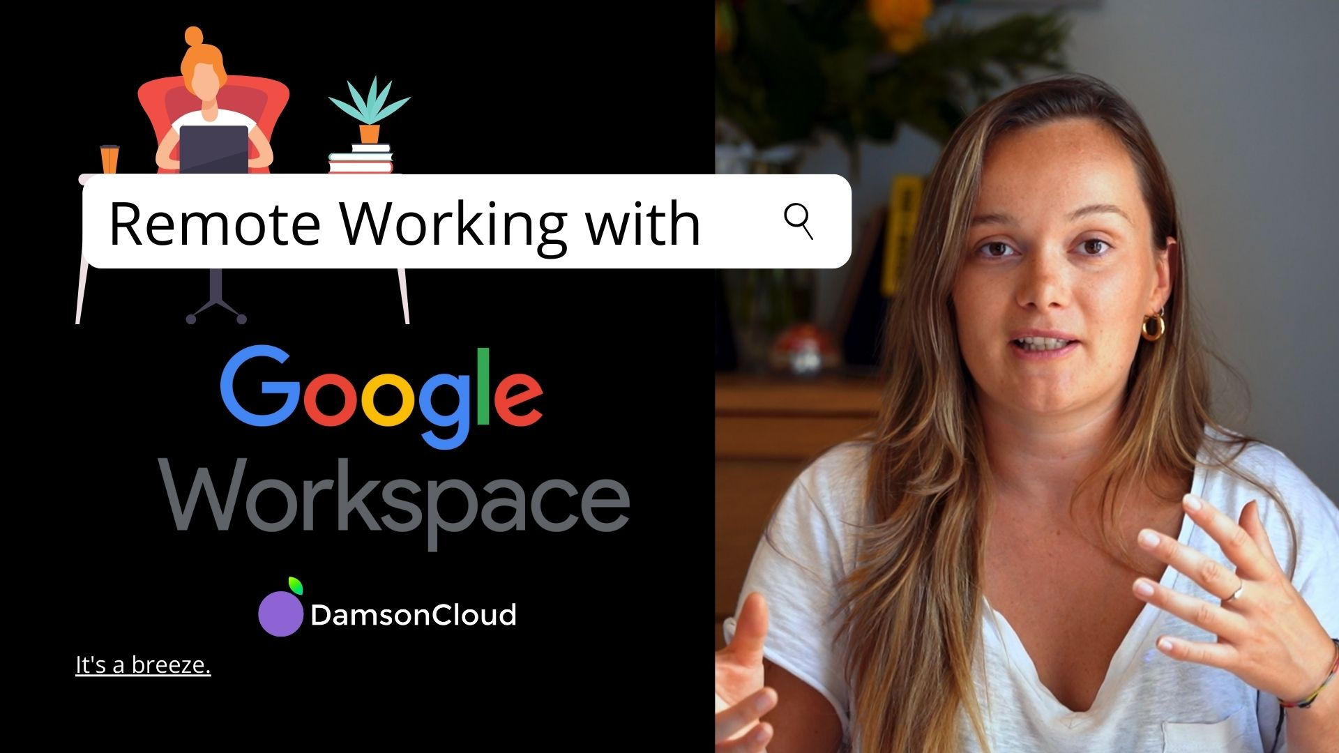 Remote Working with Google Workspace
