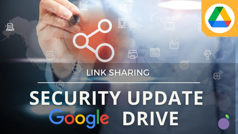 Link Sharing Security Update in Google Drive featured image