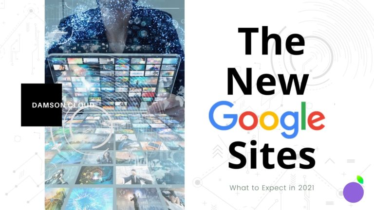 new Google Sites featured image