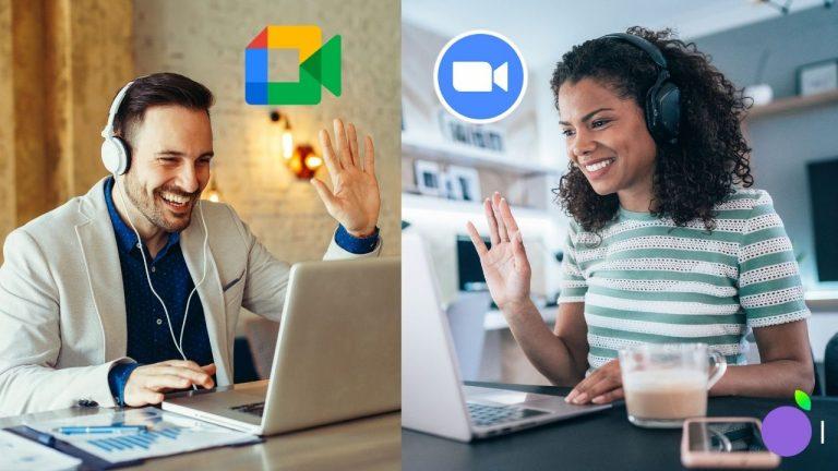 google meet vs zoom comparison featured image