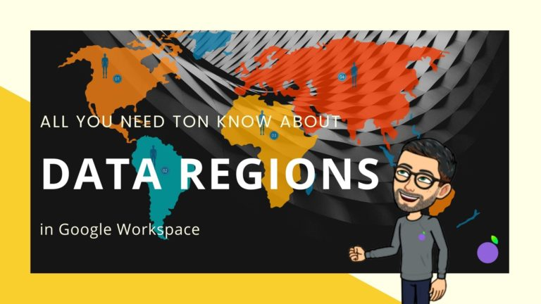 What are data regions