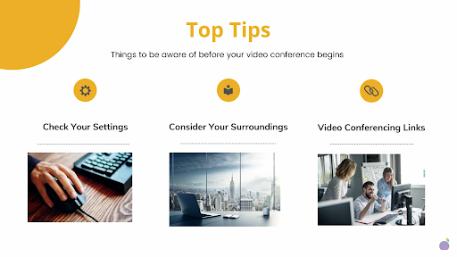 top video conferencing tips
