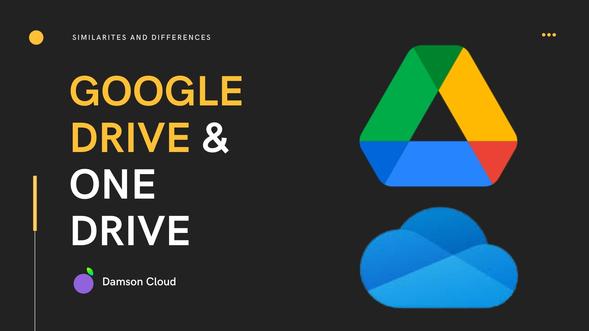 Google Drive and OneDrive: What's the Difference?